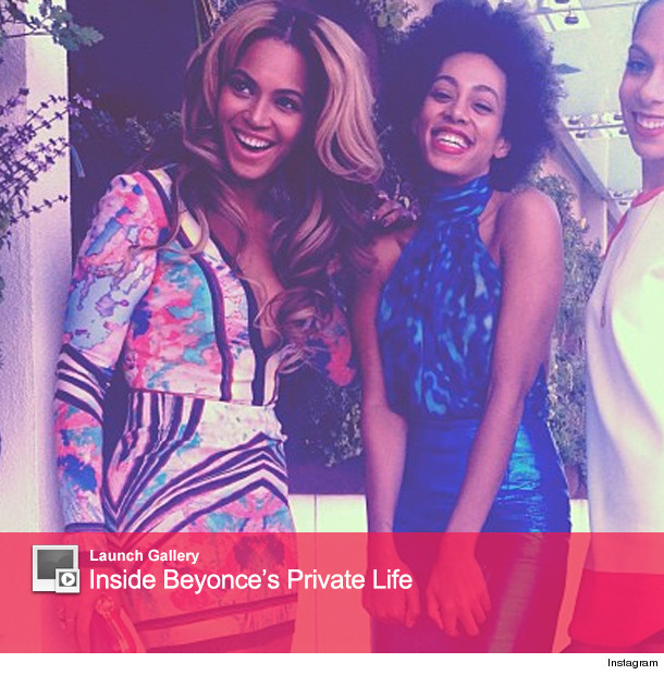 Solange Knowles Deletes Beyonce Pictures