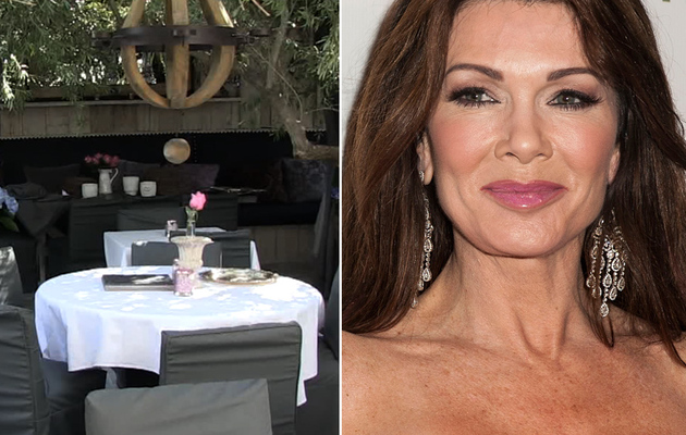 Lisa Vanderpump's New PUMP Lounge -- Take the Video Tour!