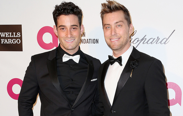"Lance Bass: Why I'm Showing My ""Big Gay Wedding"" on TV"