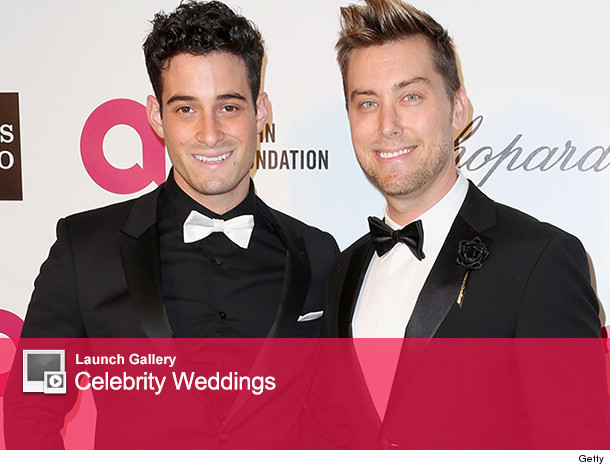 Lance Bass Wedding