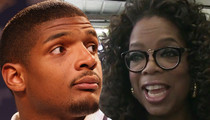 Michael Sam's Reality Show Deal ... With Oprah