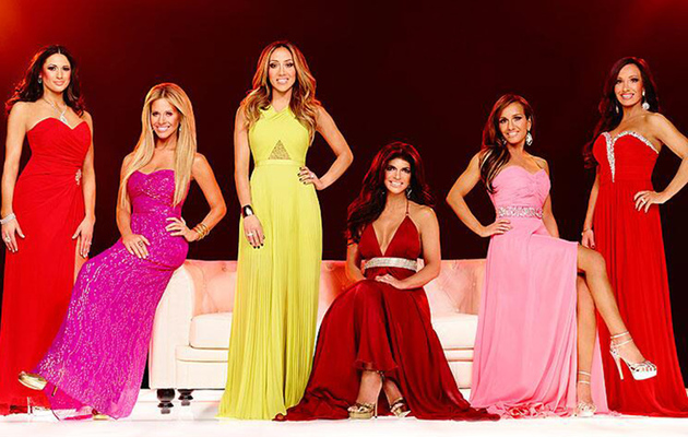 """RHONJ"" First Look: Teresa Talks Legal Drama, Dina's Back & New Housewives Bring the…"