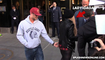 Lady Gaga -- Just a Pinch ... [Video]