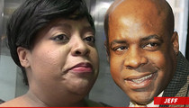 Sherri Shepherd's Ex -- She's the Mom From Hell ... Our 9-Year-Old Can't Even Tie His Shoes