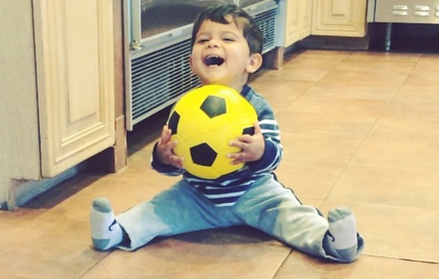 "Snooki Shares Adorable Video of ""Goof Ball"" Son Lorenzo!"