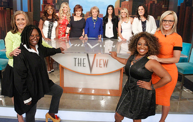 "It's a ""View"" Reunion! All 11 Hosts Unite for Taping of Barbara Walters' Last…"