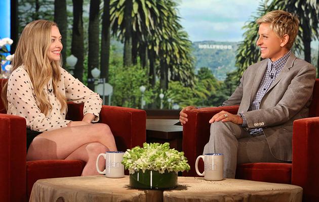 Amanda Seyfried Finally Opens Up about Boyfriend Justin Long