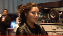 Bristol Palin -- My Crazed Stalker's Back in Alaska!