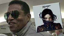 Jackie Jackson -- I'm In Tears Over MJ's New Album
