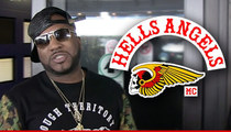 Hells Angels Settle with Young Jeezy -- He Saw it Our Way