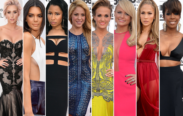 Billboard Music Awards -- See All the Red Carpet Photos!
