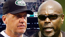 Rex Ryan -- Dennis Thurman Would Never Hit a Woman!