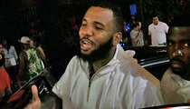 The Game -- Claims Beef with 'Racist' Hollywood Club is Settled
