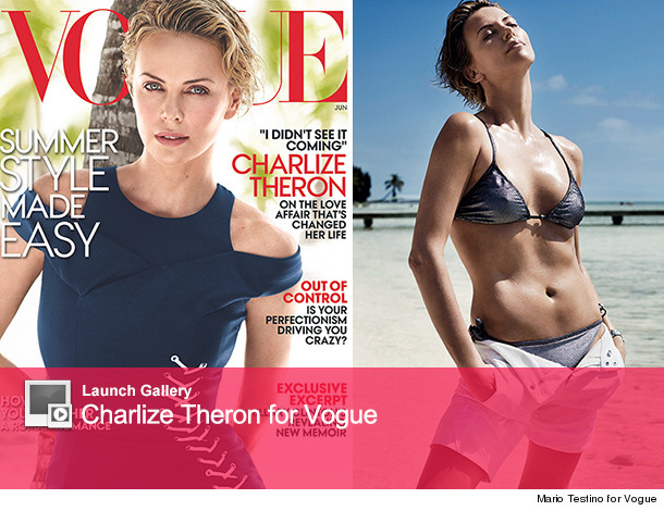 Charlize Theron Dating Sean Penn
