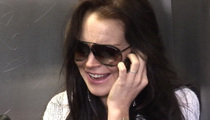 Lindsay Lohan $150,000 Richer -- Miscarriage Details to Remain Secret