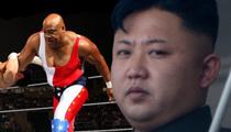 WWE Hall of Famer Tony Atlas -- I Wanna Wrestle in North Korea