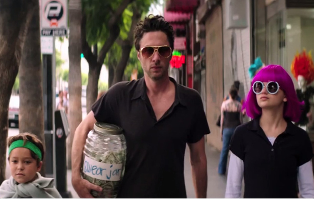 "Zach Braff & Kate Hudson Star in ""Wish I Was Here"" -- See New Trailer!"