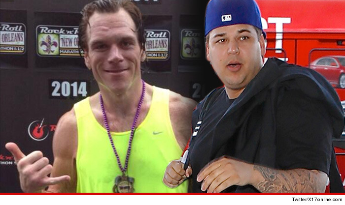 Rob Kardashian Fat Tmz Ex-NFL Lineman -- I Fe...