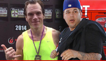 Ex-NFL Lineman -- I Feel Rob Kardashian's Pain ... It's Hard to Lose Weight When You're Famous