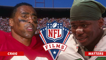 Ricky Watters, Roger Craig -- SUING NFL FILMS ... Stop Exploiting Us!