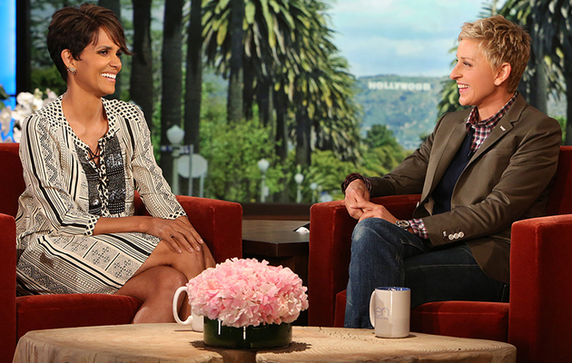 """Halle Berry Talks About Having """"Miracle Baby"""" Maceo at 47"""