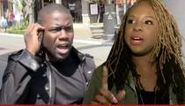 Kevin Hart & Ex-Wife Feud -- Kevin Takes the High Road ... on Twitter