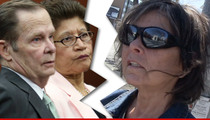 George Zimmerman's Parents -- Roseanne Should Pay For Our Dirty Laundry!