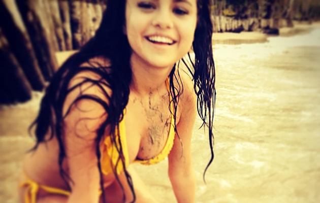"Selena Gomez Shares Sexy Bikini Pic, Says She's ""Taking My Power Back"""