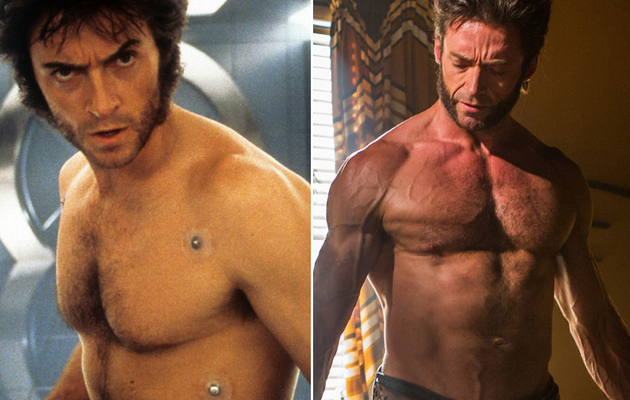 """X-Men"" Stars -- How They've Changed Since the First Film!"