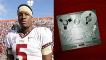 Jameis Winston -- 'He's Stealing Soda' ... Burger King Employee Told Cops In 2013 Call
