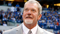 Colts Owner Jim Irsay -- DIVORCE FINALIZED ... No Prenup? No Problem!