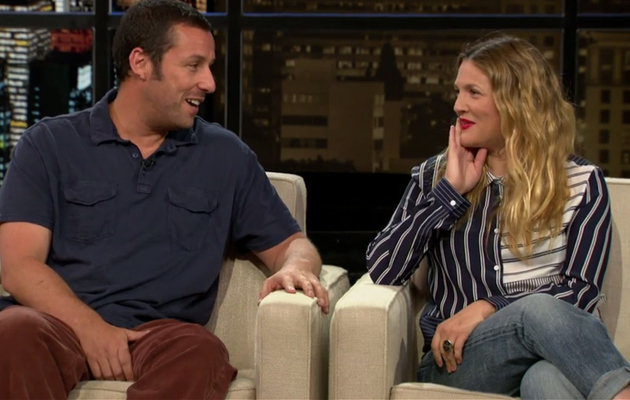 Did Drew Barrymore & Adam Sandler Ever Hook Up in Real Life? Find Out!