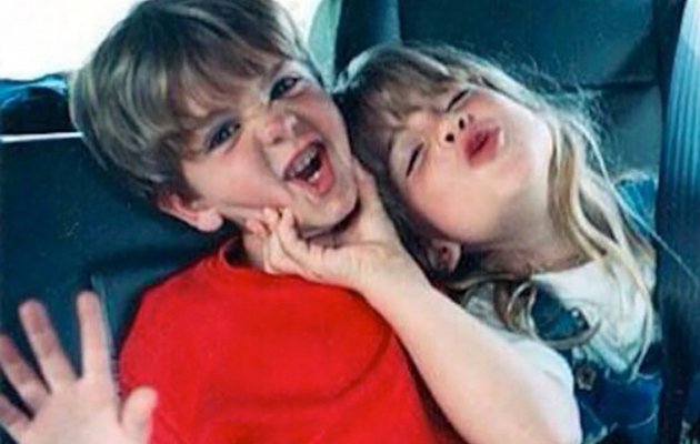 Kelly Osbourne Shares Hilarious Throwback Photo With Jack Osbourne!