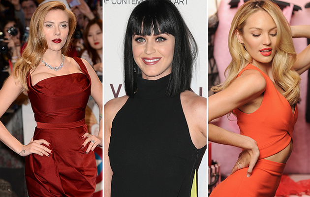 Maxim's 2014 Hot 100 List Is Here -- Find Out Who Placed First!