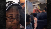 'Borat' Star -- Passenger Flips Out Mid-Air ... Luenell Records Takedown
