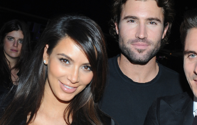 Brody Jenner Jokes About Missing Kim & Kanye's Wedding