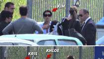 Kim and Kanye -- We Partied in Paris .. Now Let's Get Hitched