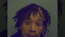Wiz Khalifa ARRESTED -- Rapper Busted For Weed at Airport