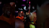 Floyd Mayweather Jr. -- Strip Club Monsoon After T.I. Fight [VIDEO]