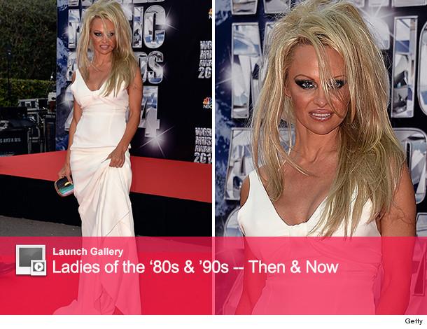 Pamela Anderson Wig