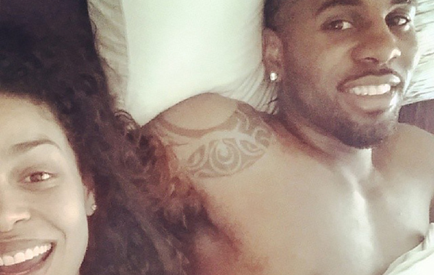 Jordin Sparks Shares Bed Selfie With Jason Derulo