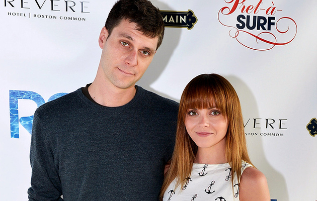Christina Ricci & Husband James Heerdegen Expecting First Child
