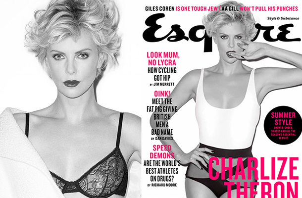 Charlize Theron Talks Being Unmarried at 38, Says It's Nice to Not Be Single