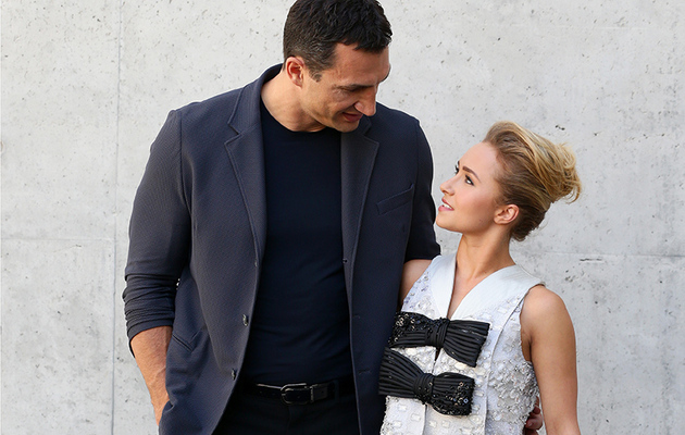 Report: Hayden Panettiere & Wladimir Klitschko Expecting First Child Together!