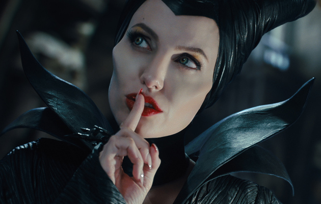 "Don't Mess with ""Maleficent"" -- Angelina Jolie's On-Set Prank Revealed!"