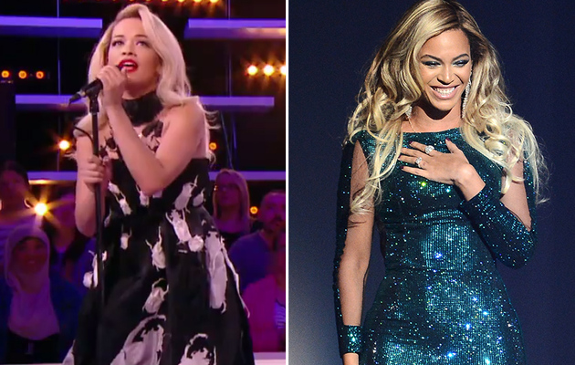 "Watch Rita Ora Cover Beyonce's ""Drunk in Love"""