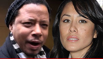 Terrence Howard's Ex Wife -- His Slackin' Ass Won't Pay Me ... Demands $325K in Support