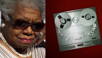 Maya Angelou 911 Call -- She Didn't Want to Be Resuscitated ... Says Caretaker
