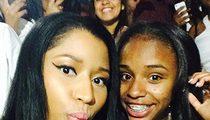 Nicki Minaj -- Floyd Mayweather Jr. Paid Her $50,000 to Show Up at Daughter's B-Day