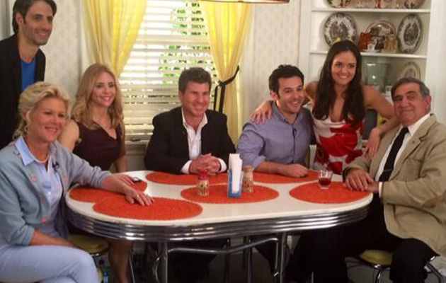 """The Wonder Years"" Cast Has One Amazing Reunion -- See the Photos!"
